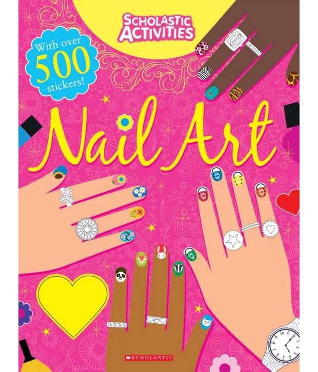Scholastic Activities - Nail Art: Buy Scholastic Activities - Nail ...