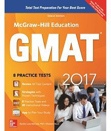 McGraw Hill Education GMAT 2017