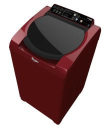 Whirlpool 6.2 Top Loading Fully Automatic Fully Automatic Top Load Washing Machine Maroon