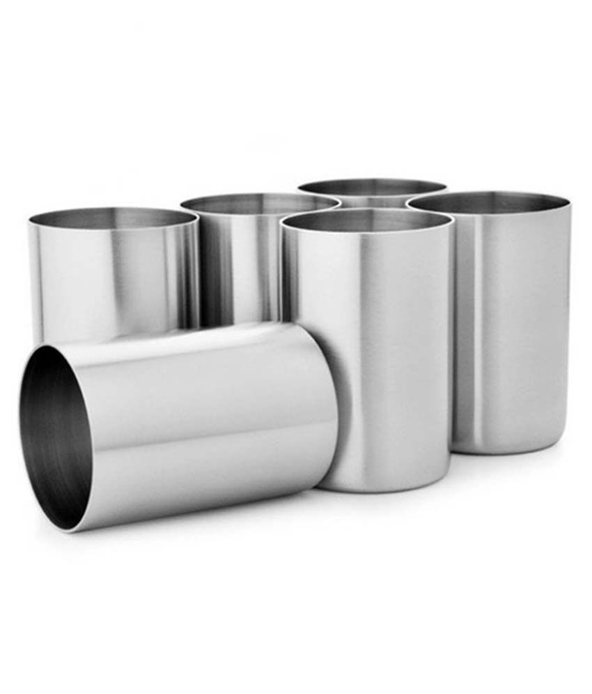 Kitchen Pro Stainless Steel Dinner Set 50 Pcs Heavy 24 Gauze