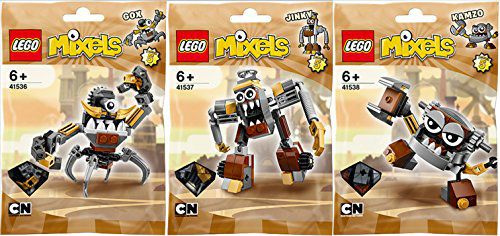 Set LegoMixels Bundle 5 Series Of KlinkersGox41536Jinky dCQtshr