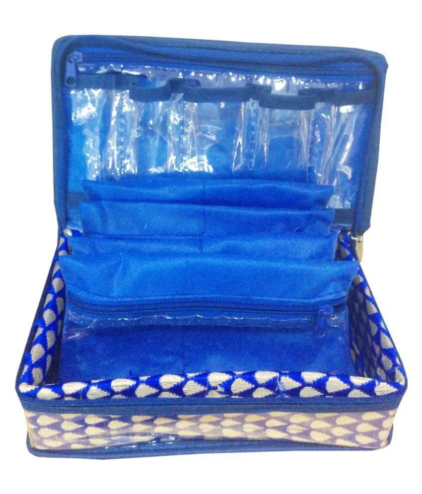 Angelfish Blue Fabric Jewellery Box Buy Angelfish Blue Fabric