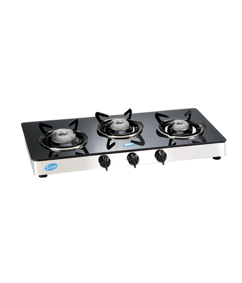 Glen SD GT 3 Burner Gas Cooktop