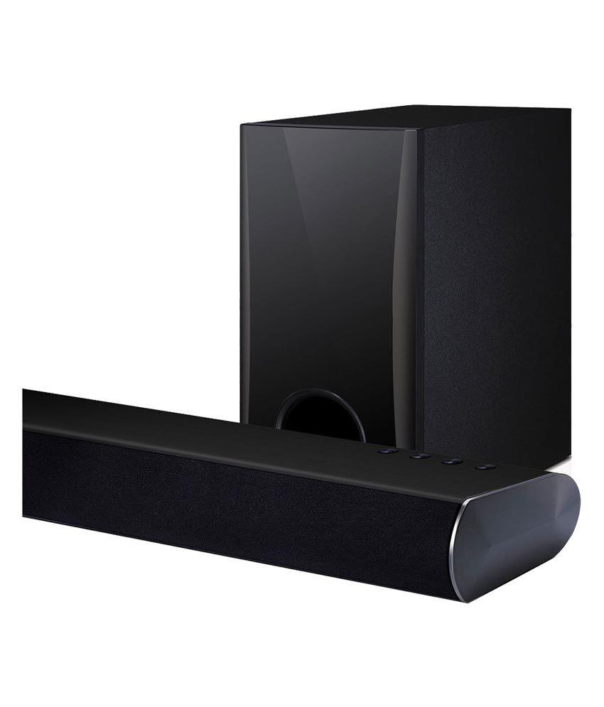 lg tv with soundbar. lg las355b bluetooth soundbar with wired subwoofer lg tv o