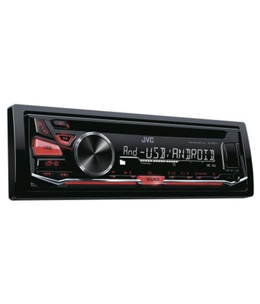 900bd7f13 JVC KD-R471 USB AUX Single DIN Car Stereo  Buy JVC KD-R471 USB AUX Single  DIN Car Stereo Online at Low Price in India on Snapdeal