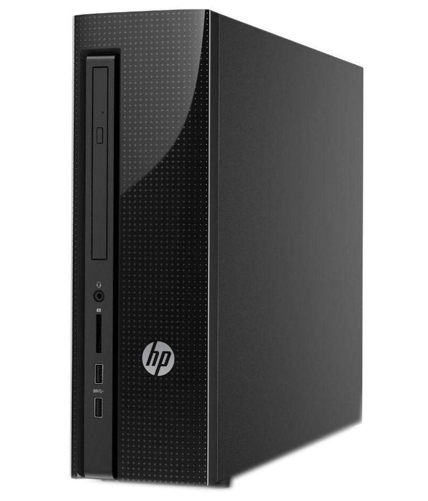 HP-Slimline-260-A062IL-(W2T64AA)-(Intel-J3060/4GB/1TB/DOS/Wi-Fi)-Desktop