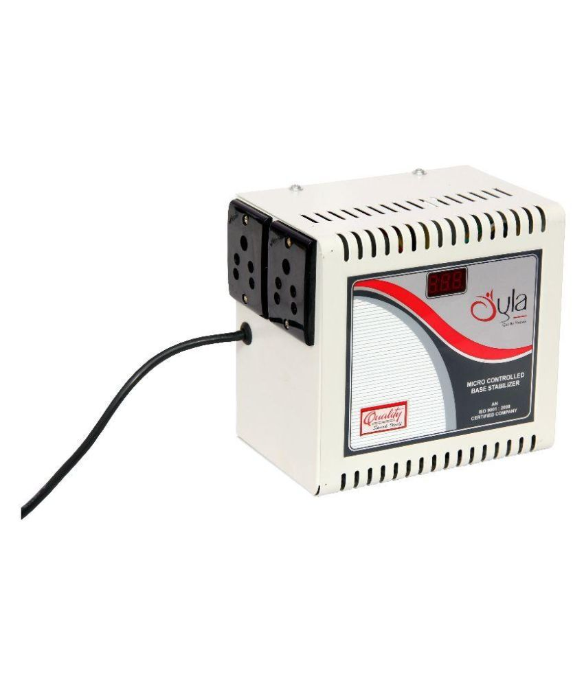 Oyla Statttwm-ivco-0301 TV Voltage Stabilizer