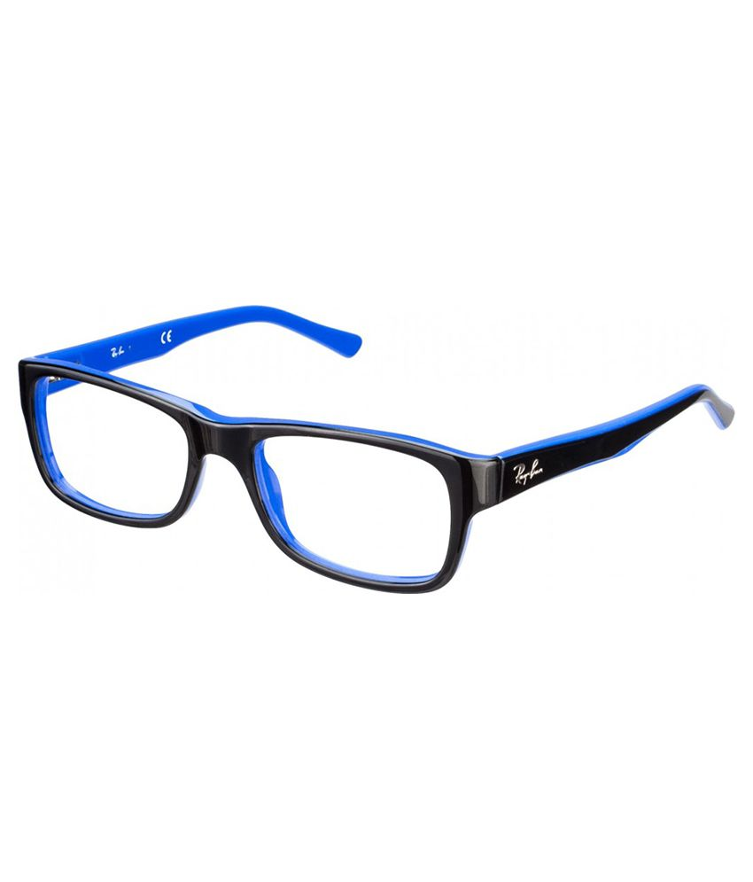 Snapdeal Eyeglass Frames : RAY-BAN RX-5268-5179-50 Men Rectangle Eyeglasses - Buy RAY ...