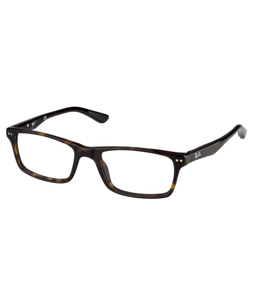2220a264aa805 RAY-BAN RX-5288-2012-52 Men Rectangle Eyeglasses - Buy RAY-BAN RX-5288-2012-52  Men Rectangle Eyeglasses Online at Low Price - Snapdeal