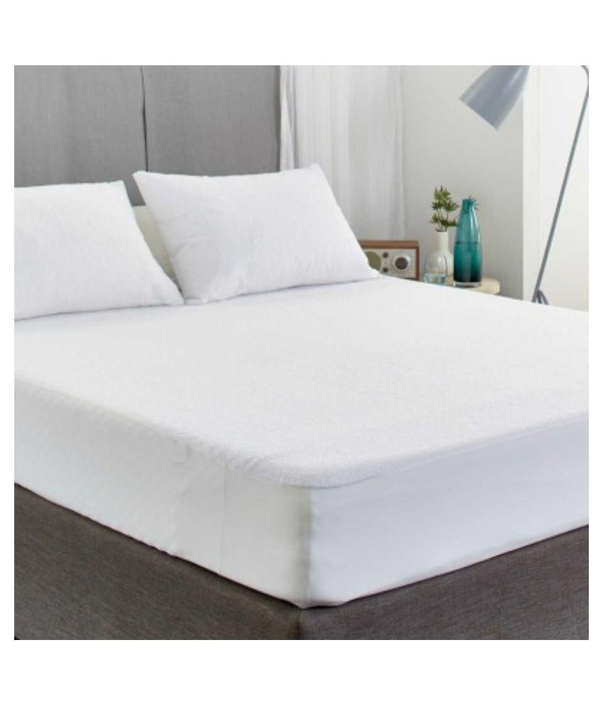linenwalas mattress protector white cotton mattress protector buy