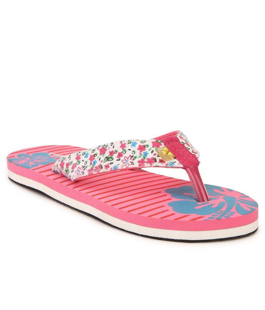 Windwalker Hula 2 Pink Flip Flops