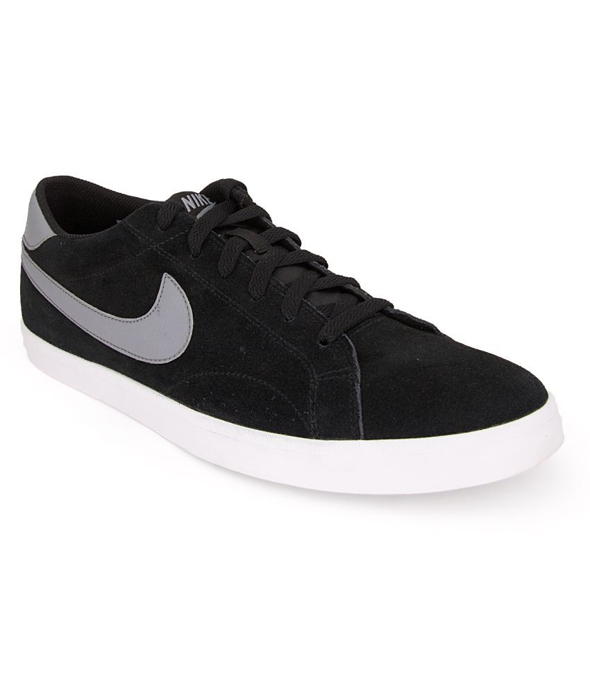 Nike Black Sneaker Shoes