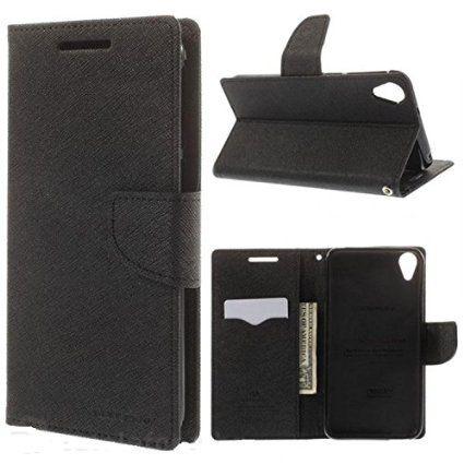 Lenovo K4 Note Flip Cover by GOOSPERY - Black