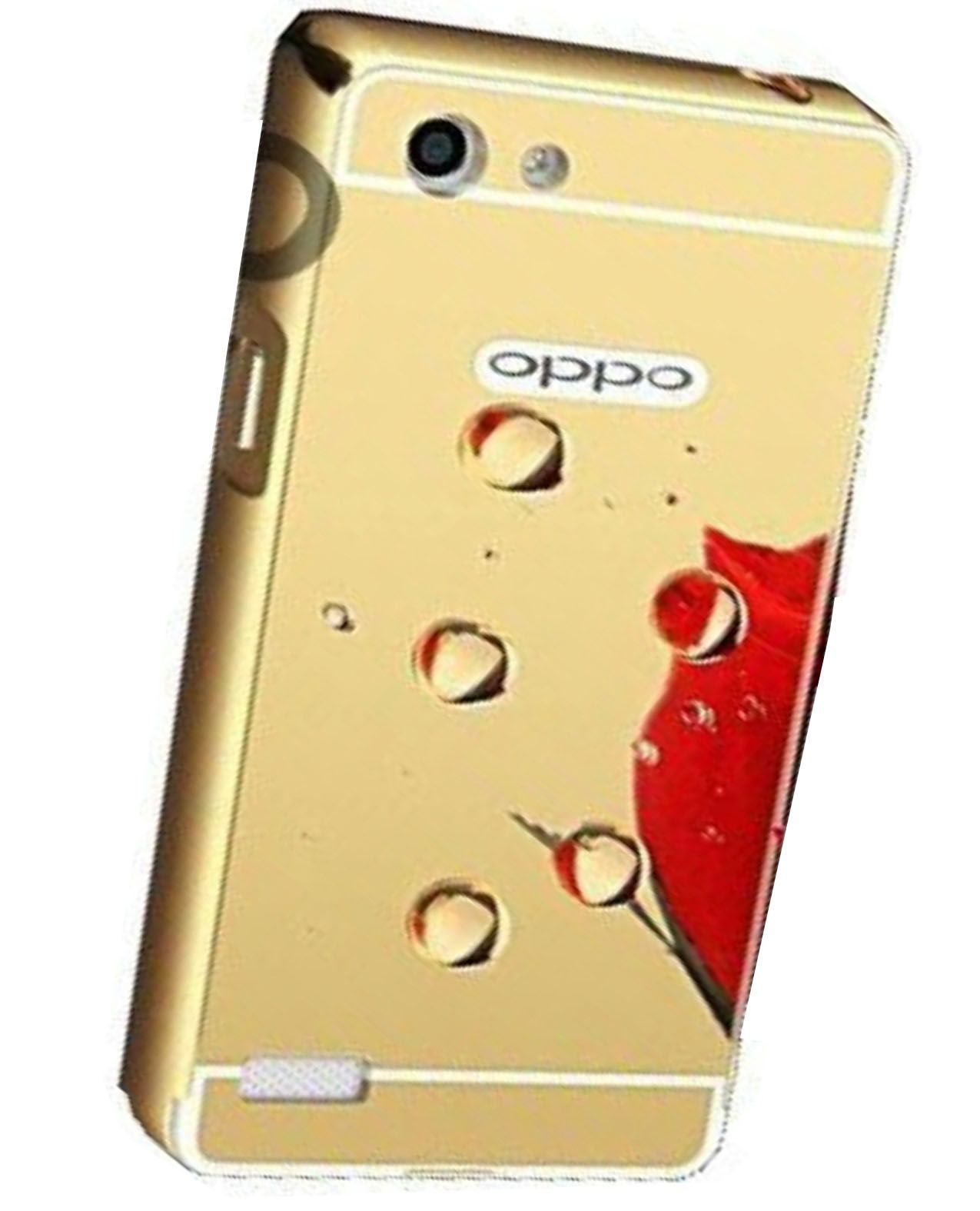 ... Oppo Neo 7 Cover by Able - Golden