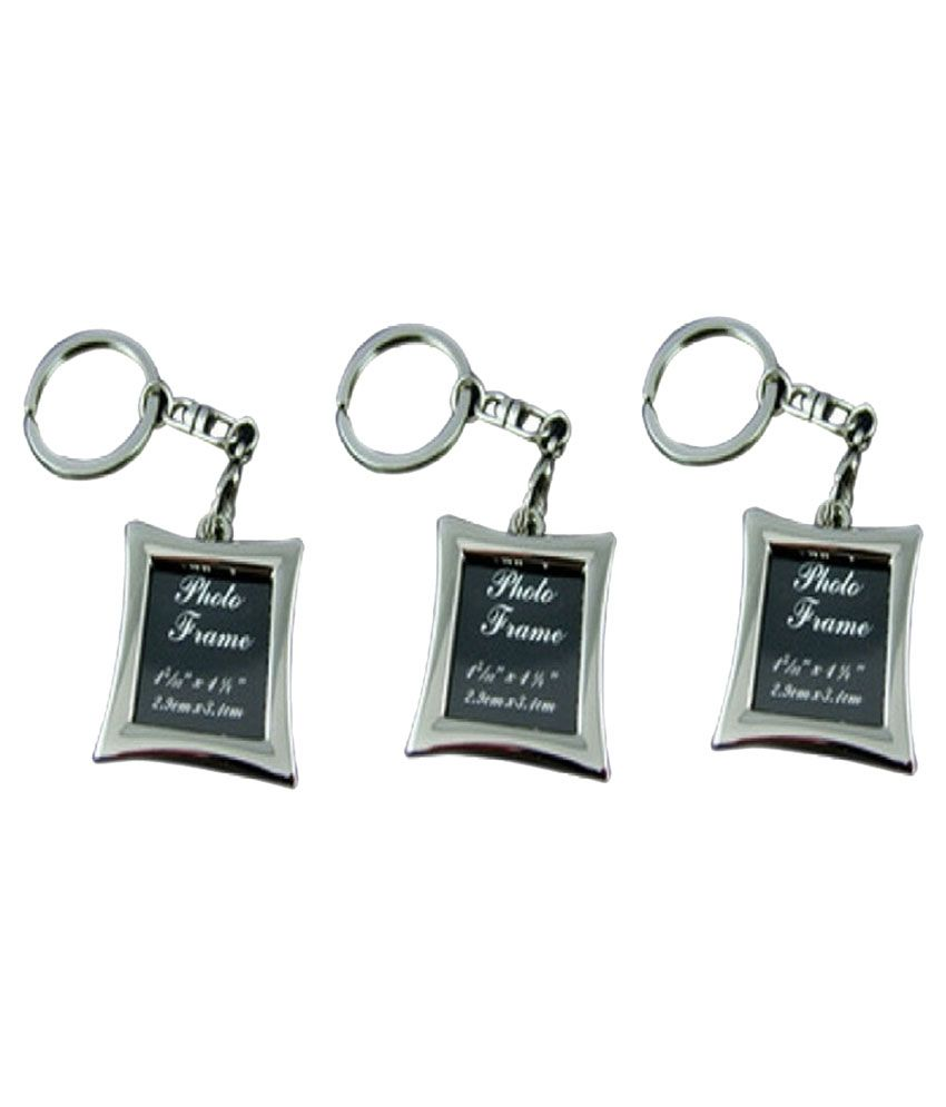 99Daikydeals Metal Key Chain for Men - Pack of 3