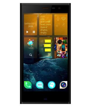 cheaper 2415e 6bd54 Intex Aqua Fish 4G ( 16GB , 2 GB ) Orange Mobile Phones Online at ...