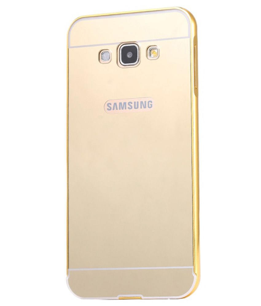 Samsung Galaxy Note 2 Cover by JKR   Golden available at SnapDeal for Rs.349