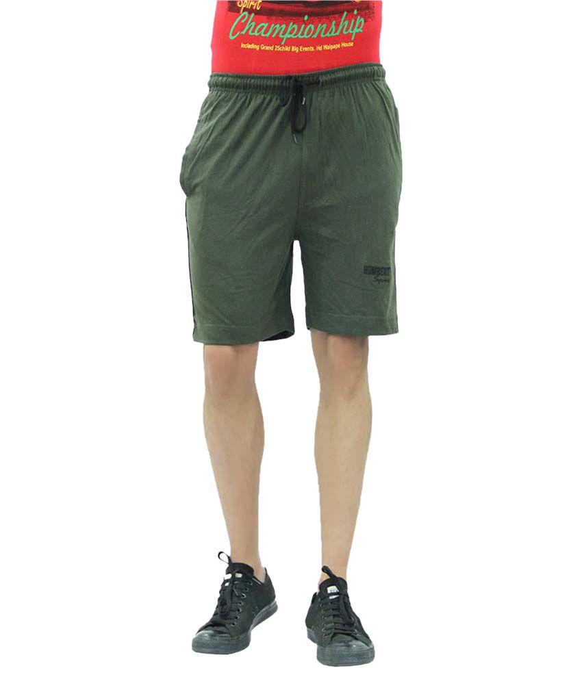 Humbert Green Shorts