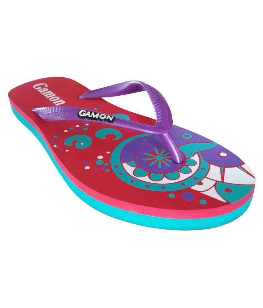 Gamon Purple Slides