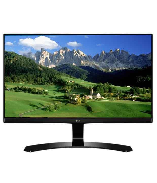 LG 22MP68VQ P 54.6 cm 21.5  Full HD LED Monitor