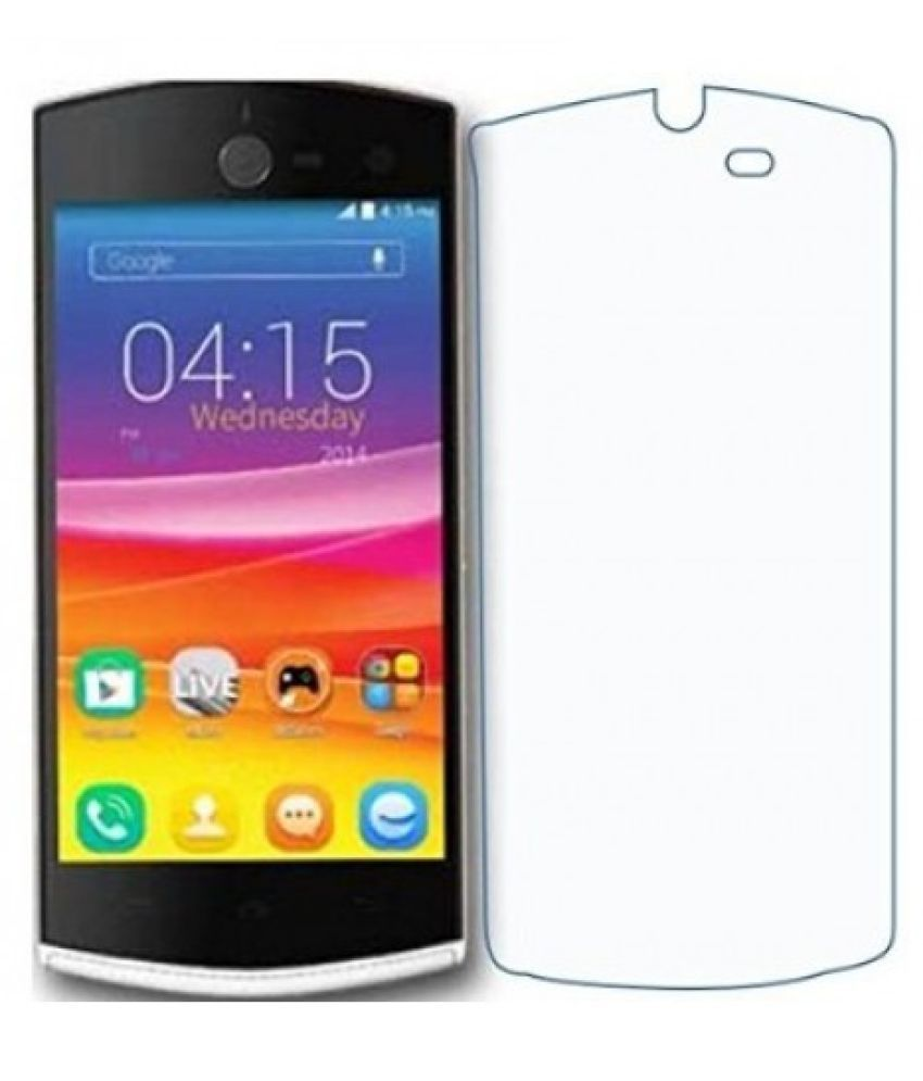Micromax Canvas Selfie A255 Tempered Glass Screen Guard By Zoto