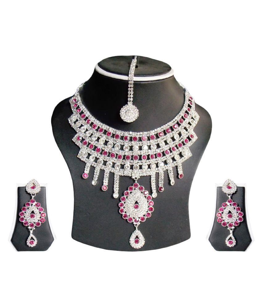 Simbright Multicolor Necklace Set
