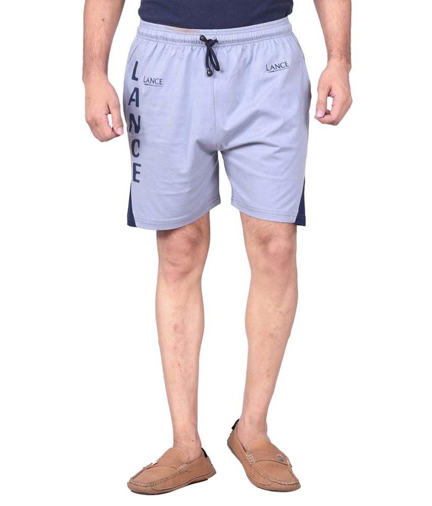 Lance Grey Shorts