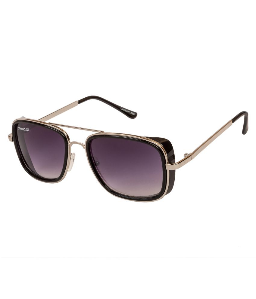Danny Daze Purple Square Sunglasses ( D-77-C6 )