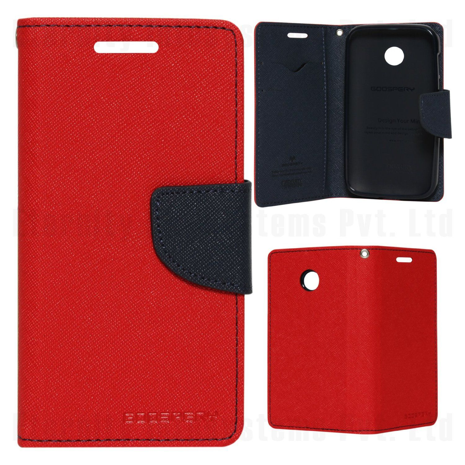 the latest 2e55b a7325 Samsung Galaxy j2 Flip Cover by Kshiv Enterprises - Red - Flip ...