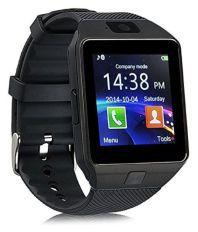 Zakk DZ09 Smartwatch - Black