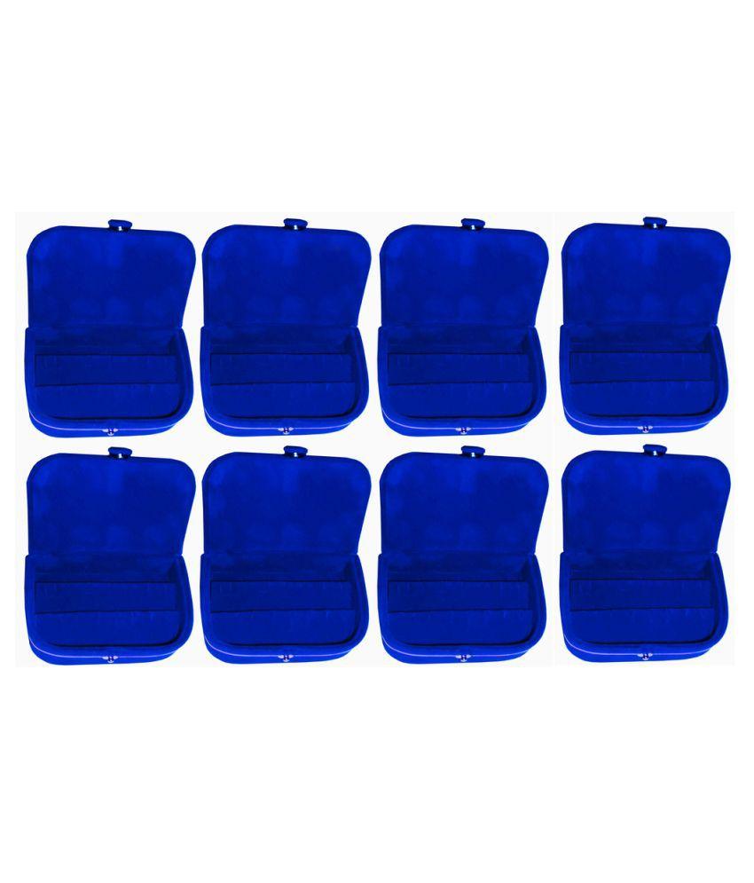 Abhinidi Blue Earrings Boxes - Pack of 8