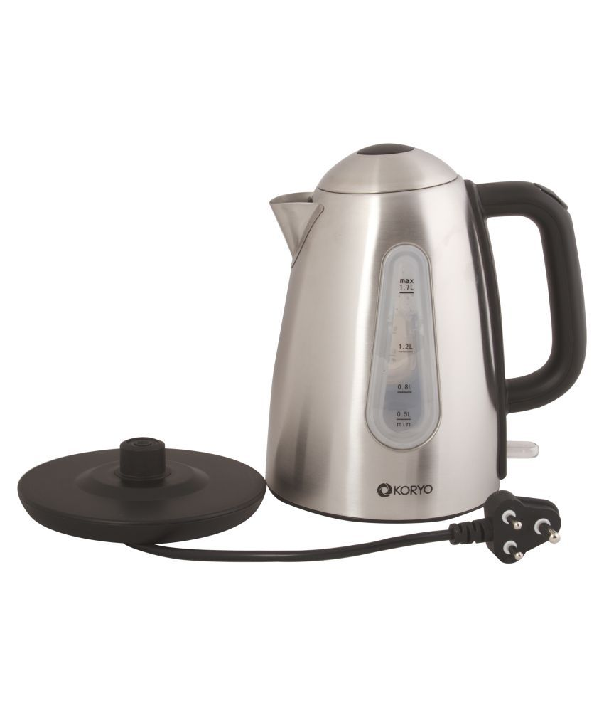 Koryo KEK 1911SS 1 7 1850 Stainless Steel Electric Kettle