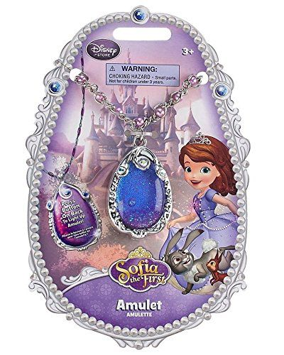 disney princess sofia the first tiara and light up amulet necklace rh snapdeal com