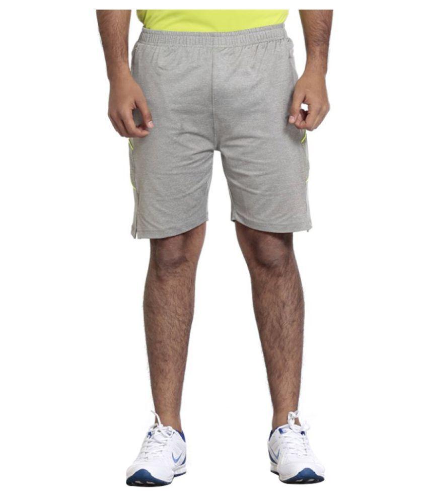 Seven Dark Grey Shorts