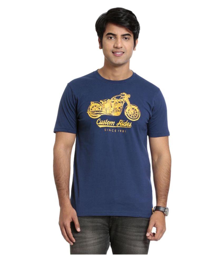 Seven Navy T-Shirt