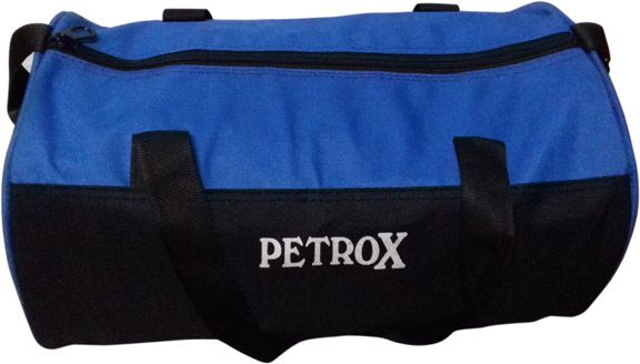 Petrox Blue Gym Bag