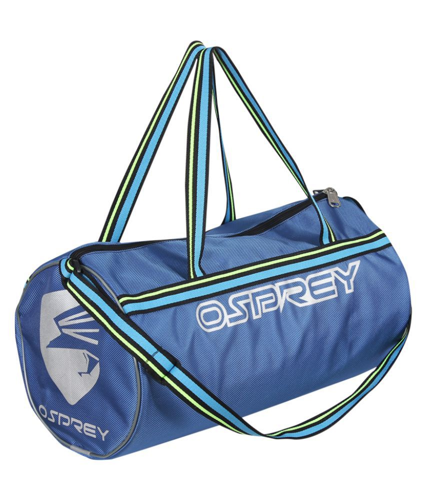 Osprey Blue Gym Bag