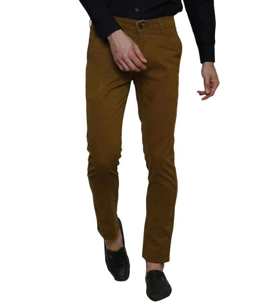 UNQ Brown Slim Flat