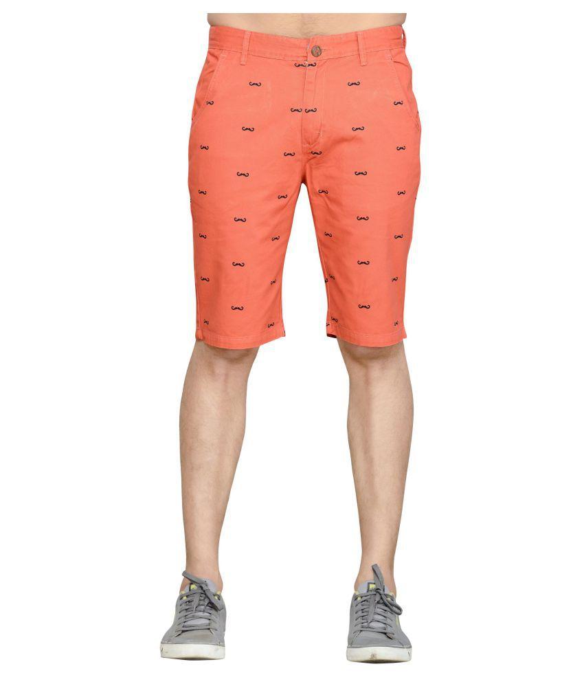 Thinc Orange Shorts