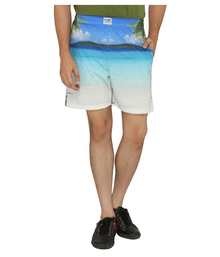 LUCfashion Multi Shorts