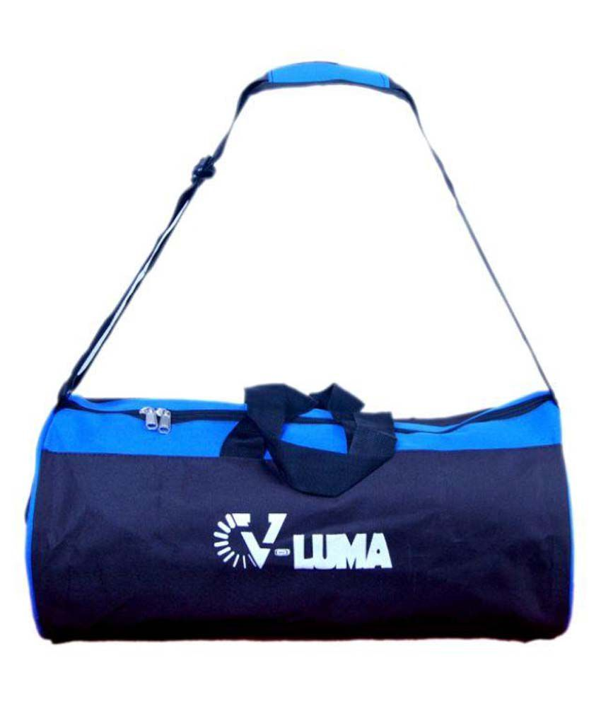 V-Luma Blue Gym Bag