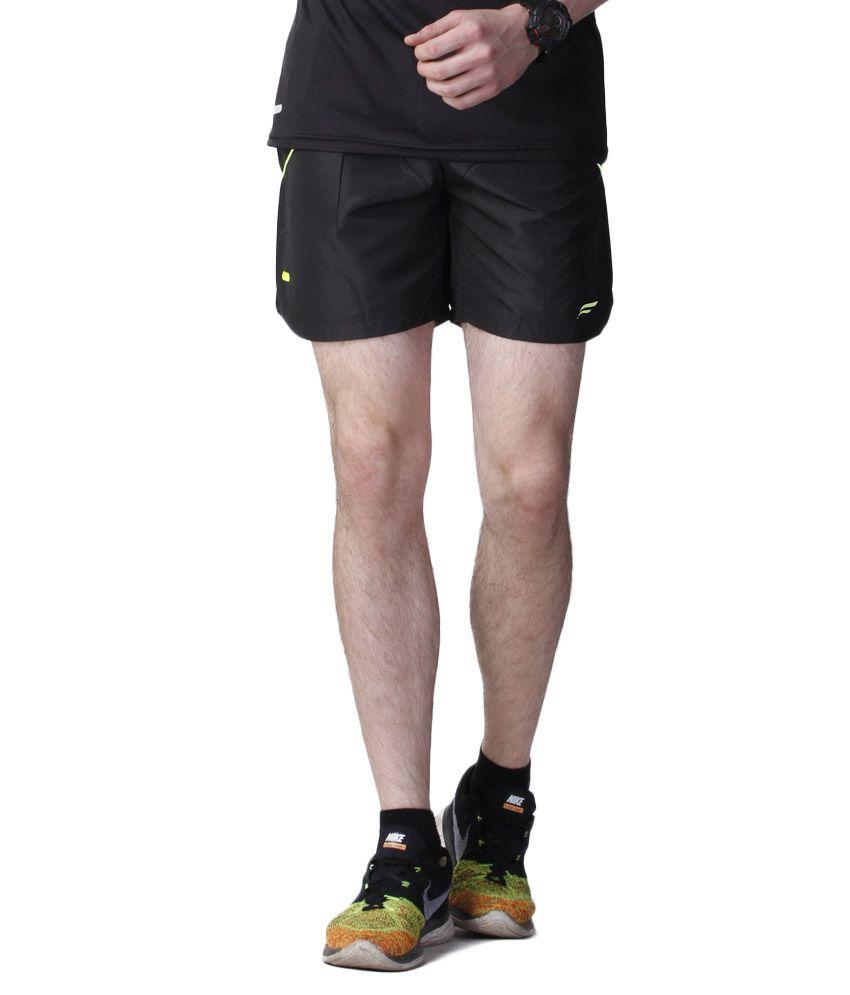 Flingr Polyster Shorts