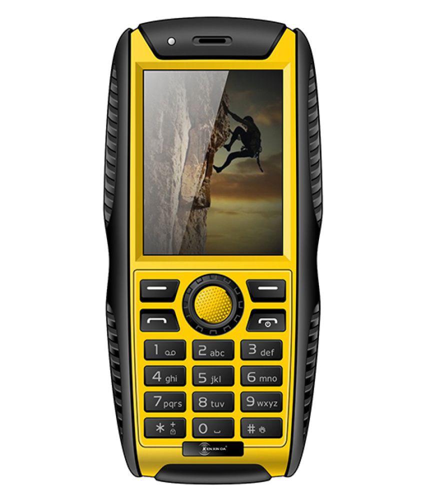 Kenxinda W3 Proofings 4GB and Below White Yellow
