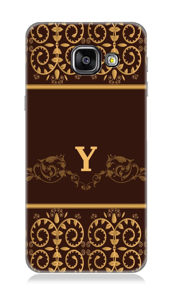 Samsung Galaxy A7 2016 Printed Cover By 7C
