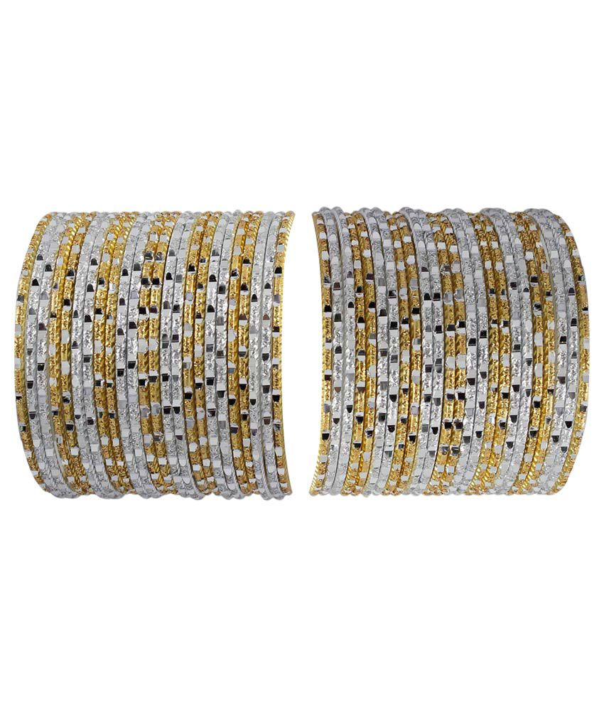 Much More Multicolor Bangles Set