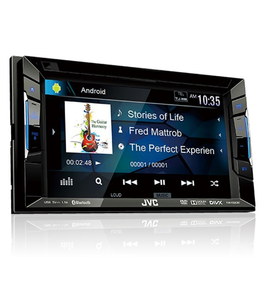 Jvc  Din Car Stereo India