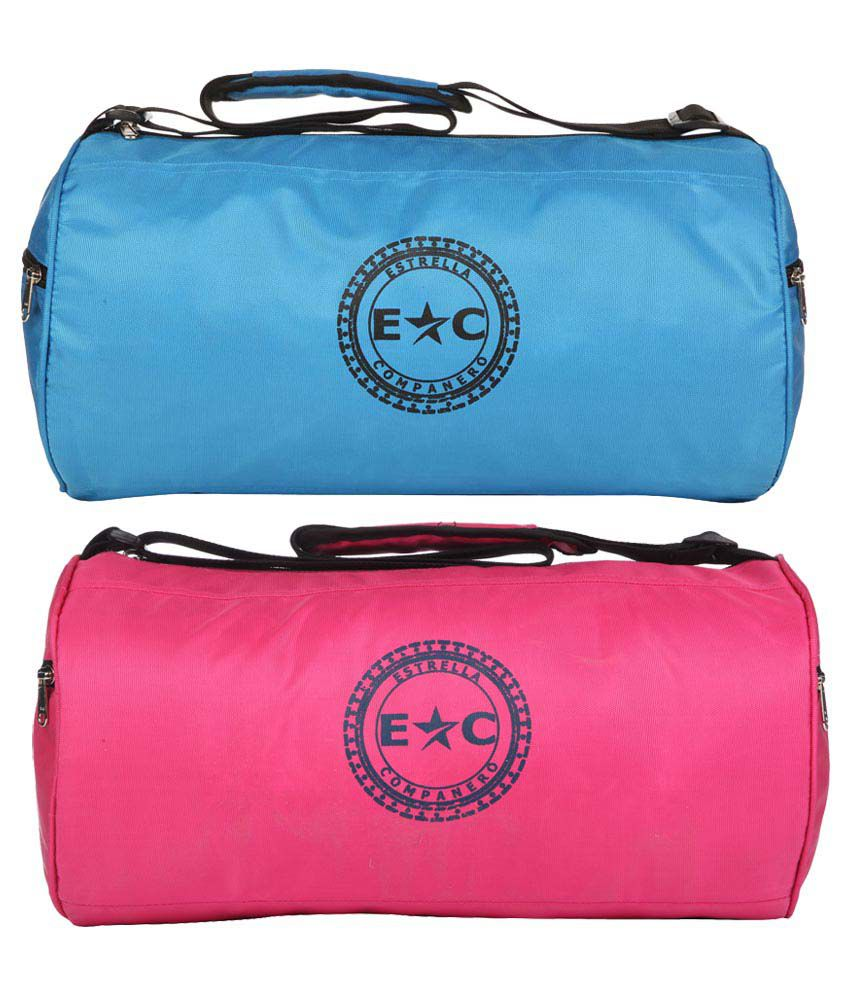 Estrella Companero Multicolour Gym Bag