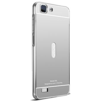 huge selection of d9942 cdfb2 Vivo V1 Cover by MINTZZ - Silver