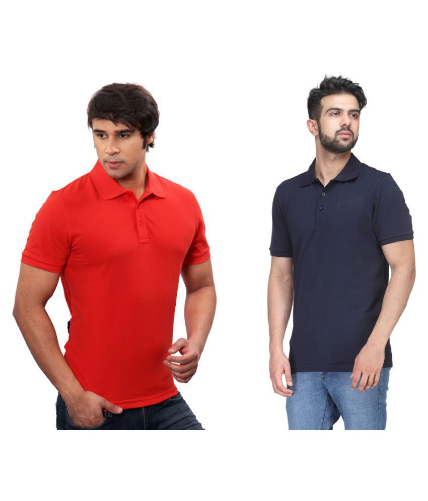 Puma Multi Regular Fit Polo T Shirt