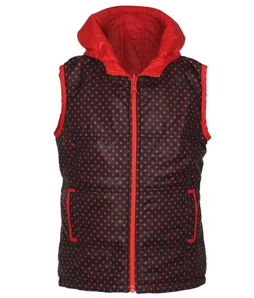 612 League Red & Black Reversible Hooded Jacket